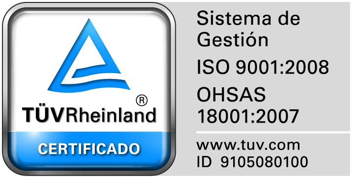 ISO9001 & OHSAS 18001