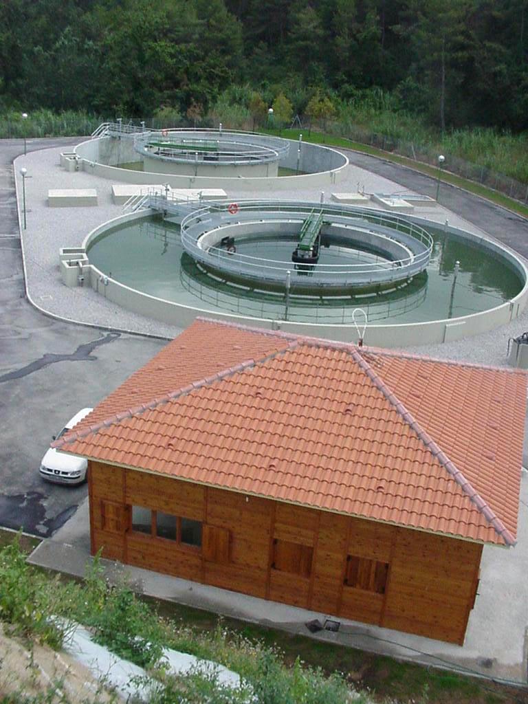 Instal·lació elèctrica, automatització, sistemes de supervisió SCADA i telecontrol de l'EDAR (estació depuradora d'aigües residuals) de Masquefa.