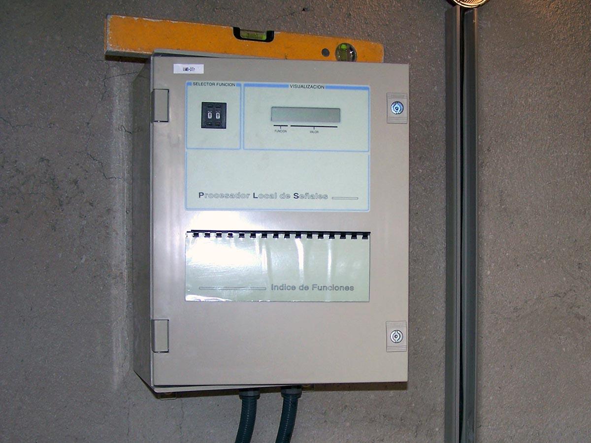 Instal·lacions electromecàniques, automatització, sistemes de supervisió escada i telecontrol de les ETAPs de Manlleu i Torelló d'Aigües d'Osona