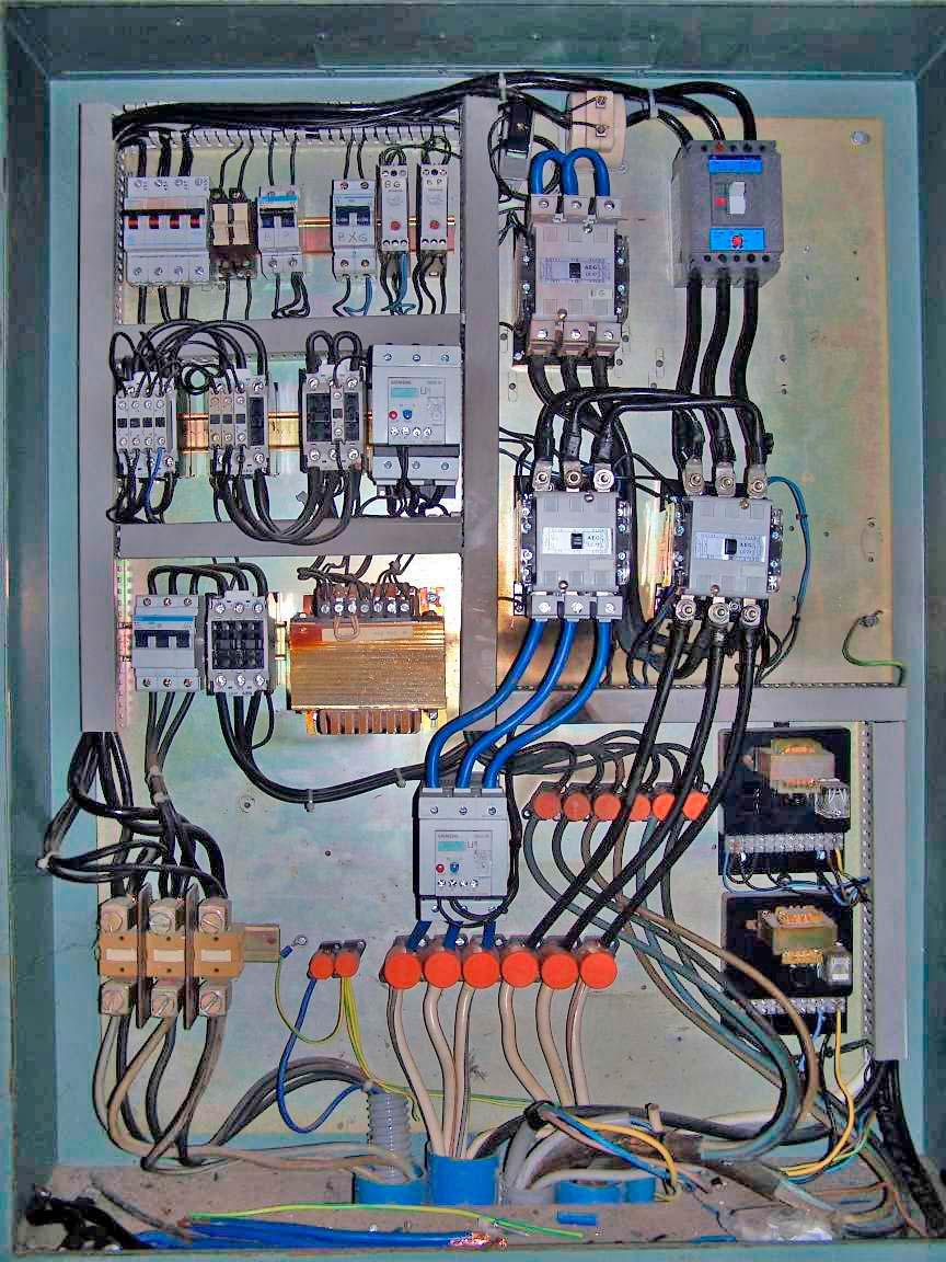 Automatització de vàlvula motoritzada proporcional a Igualada