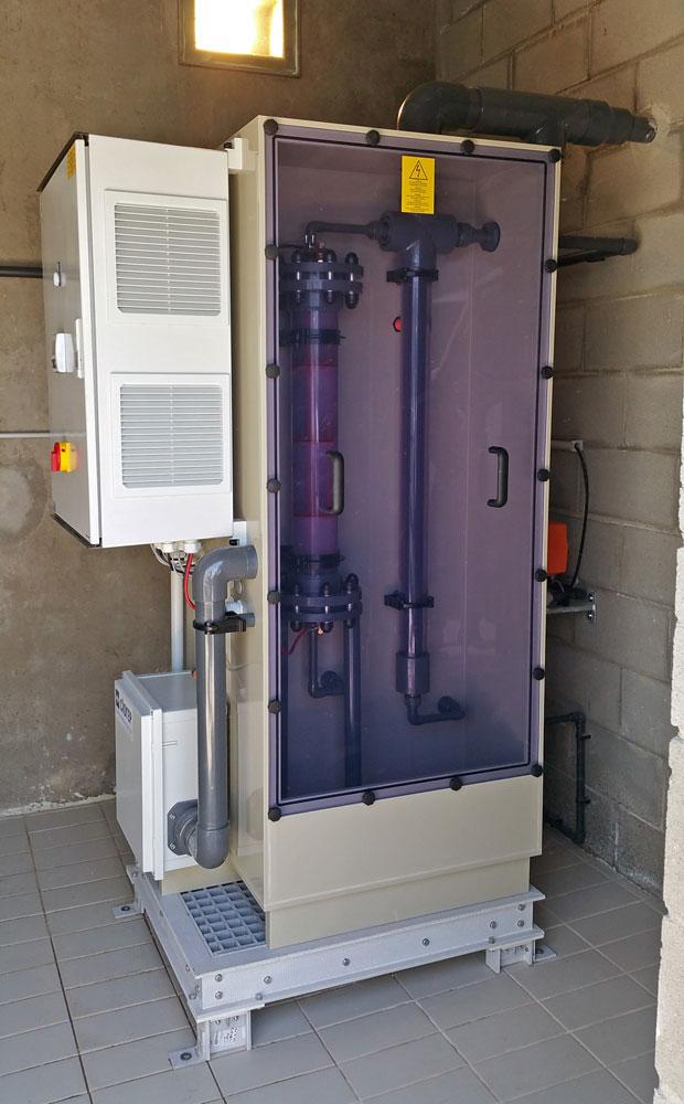 Renovació Electrocloració