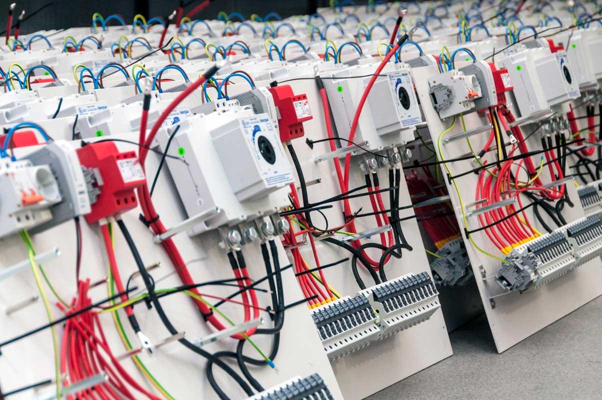 Quadres elèctrics FV