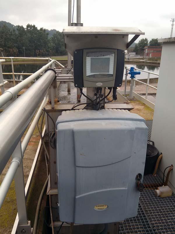 Instal·lació sistemes de supervisió EDAR Aigües de Manresa