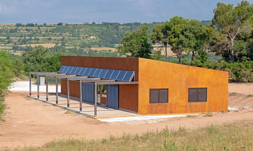 Instal·lació fotovoltaica d'autoconsum de 4KW