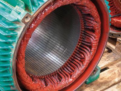 Bobinatge de motors elèctrics