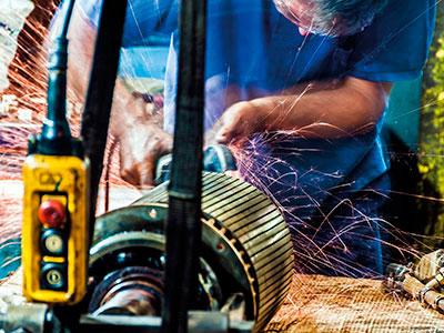 Reparació de motors