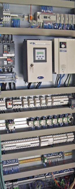 Cuadros el ctricos y automatizaciones - Cuadro electrico domestico ...