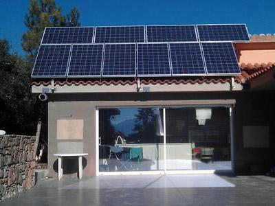 Instal·lació Solar Fotovoltaica