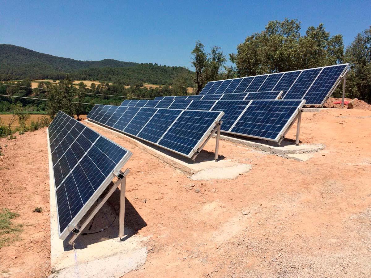 Fotovoltaica autoconsum 12kW