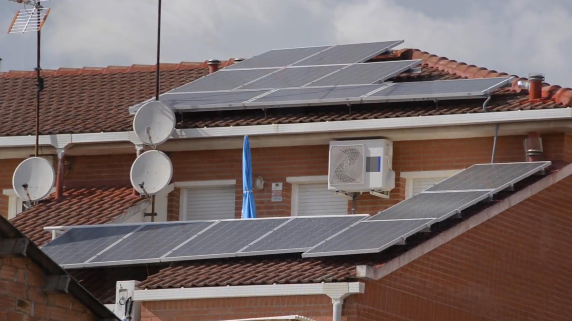 Instal·lació fotovoltaica d'autoconsum de 4kW a Santpedor