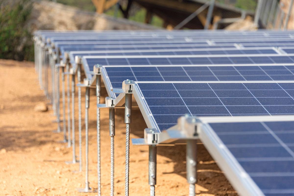 Autoconsum fotovoltaic 55 kW