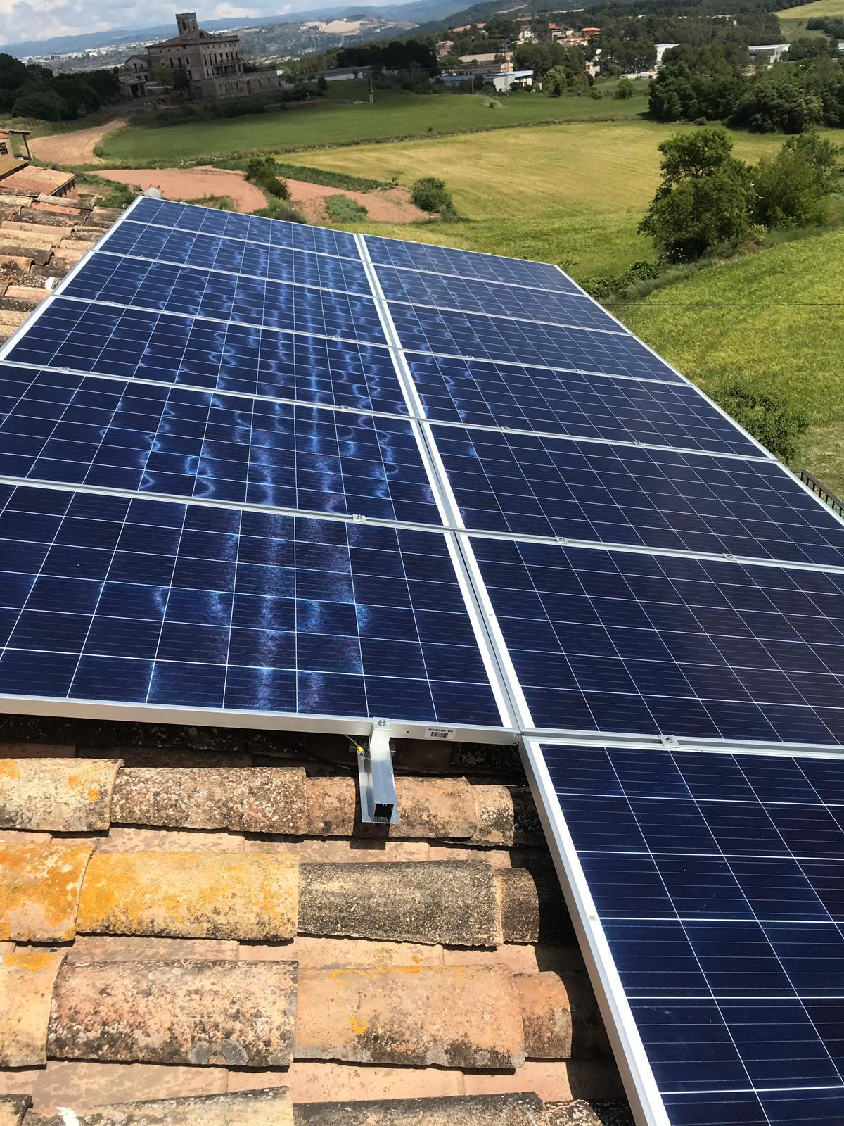 Autoconsum Fotovoltaic 6 kW