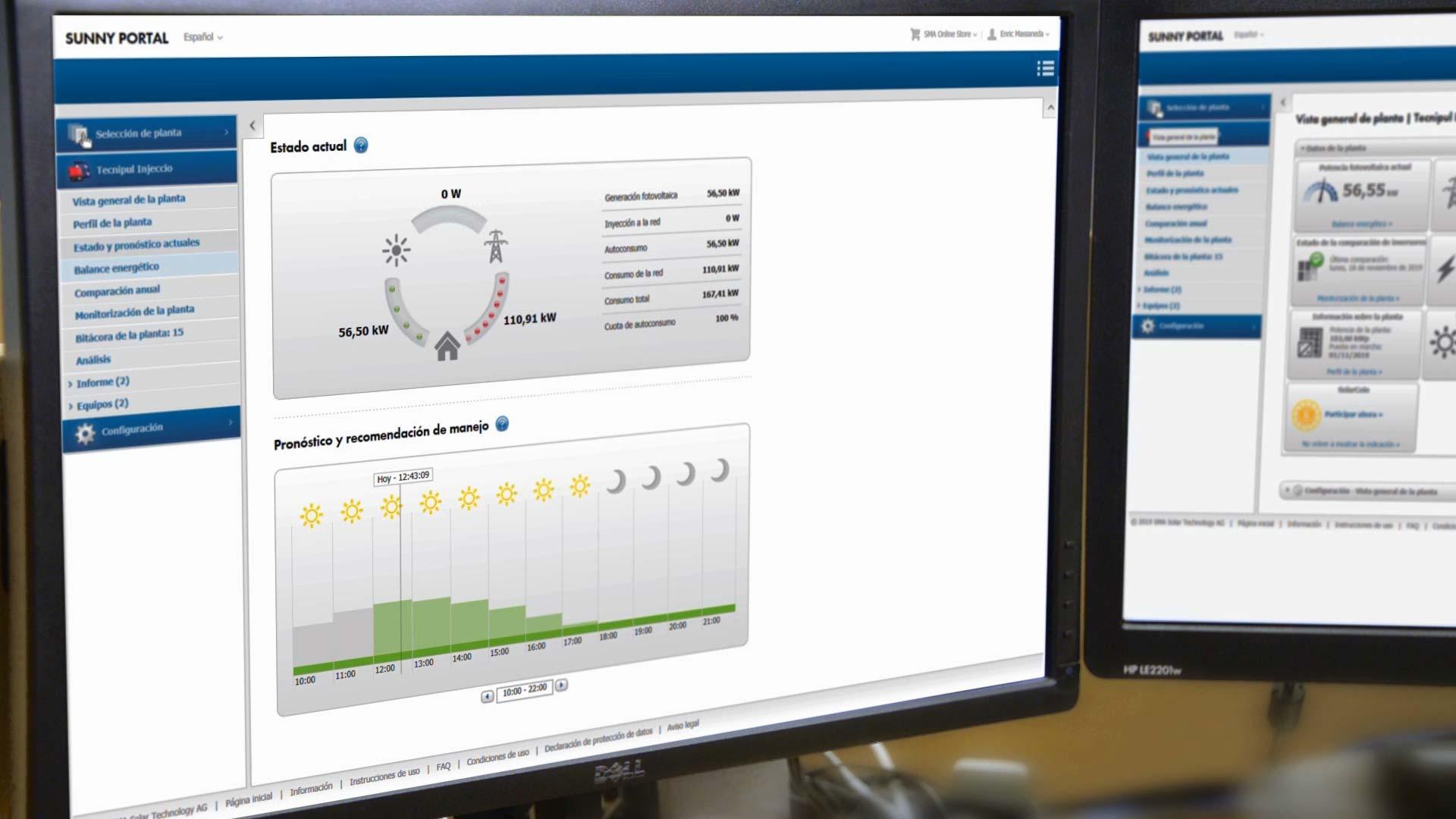 Monitoritzacio Fotovoltaica