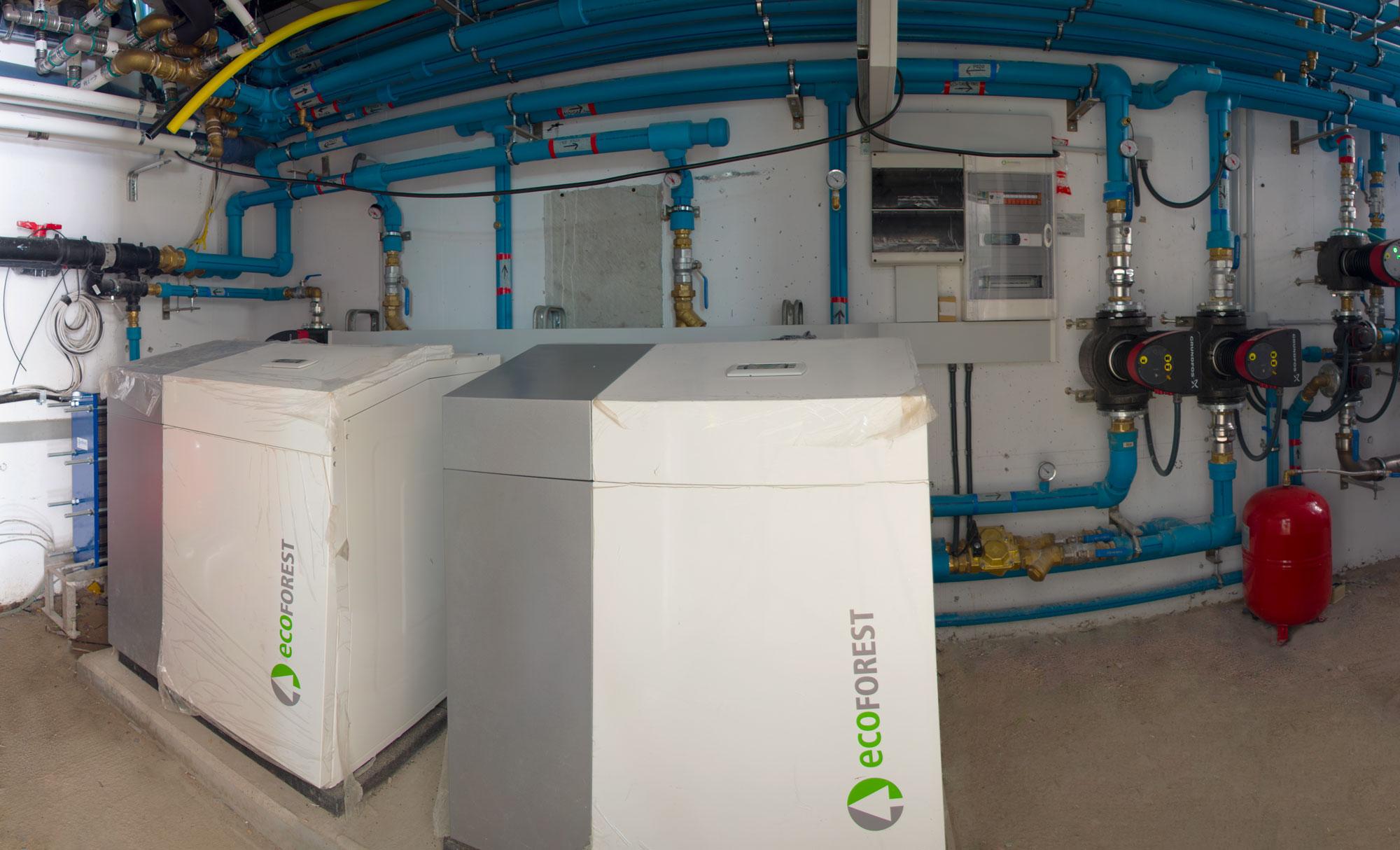 Instal·lació Geotèrmica