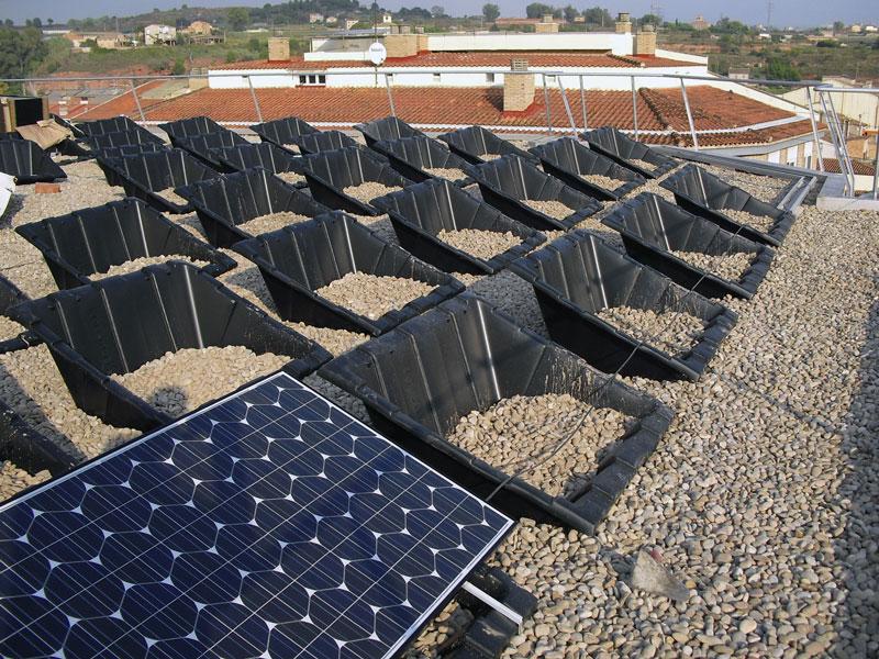 Fotovoltaica sobre CONSOLES