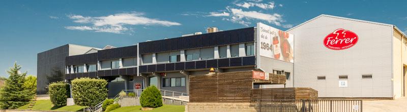 Instal·lació Fotovoltaica Industrial Conserves Ferrer