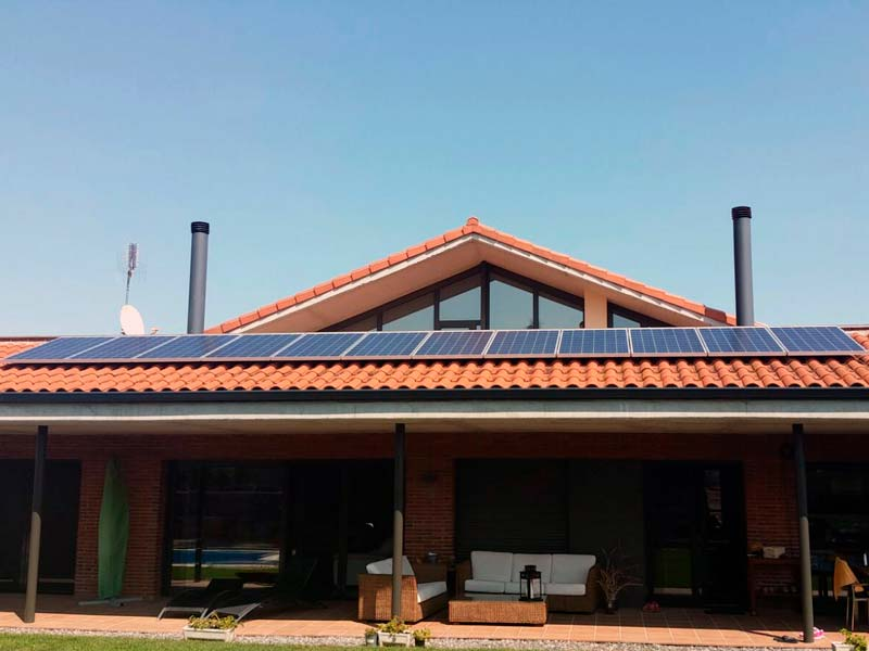 Autoconsum Fotovoltaic Domestic