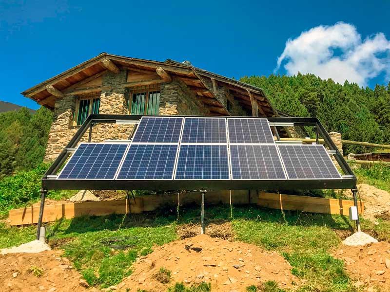 Fotovoltaica Autònoma Arinsal (Andorra)