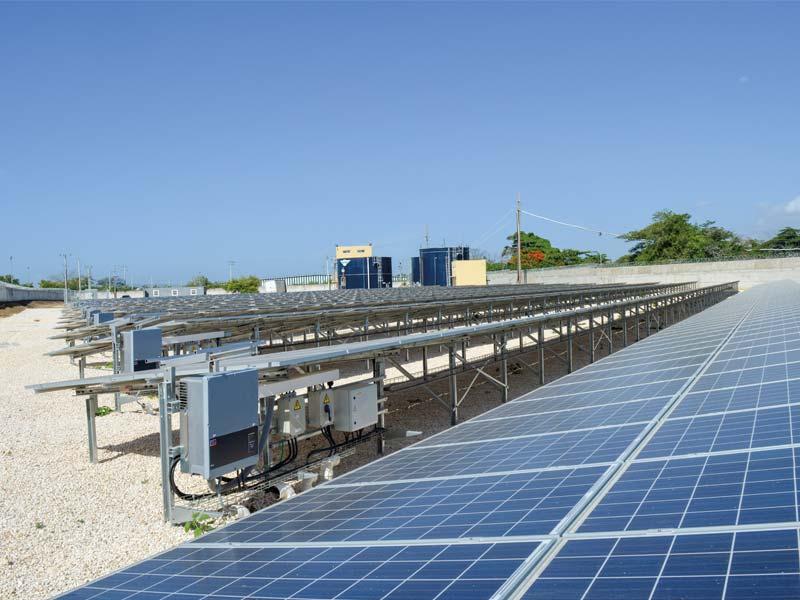 Camp Fotovoltaic