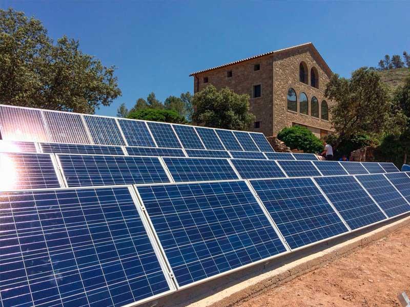 Fotovoltaica Autònoma Aïllada