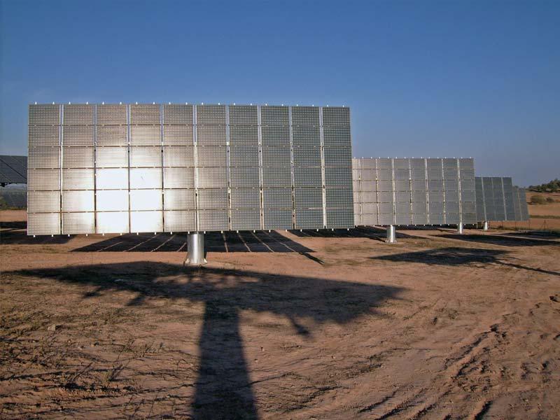 Seguidor fotovoltaic