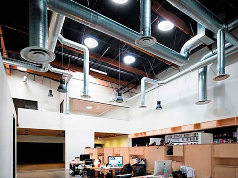 Iluminación de Oficinas