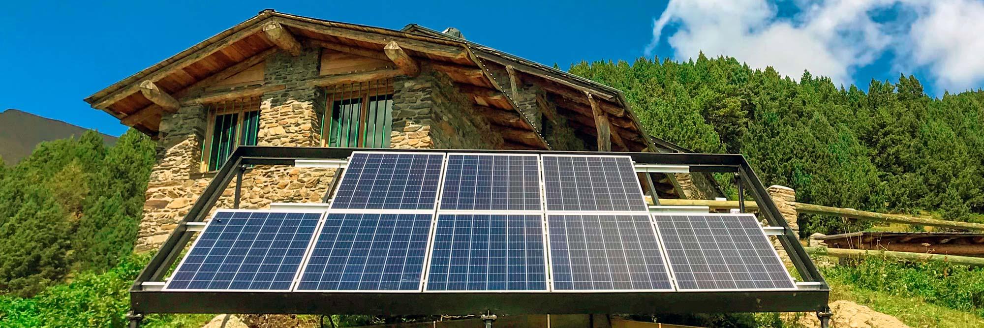 Fotovoltaica Autònoma