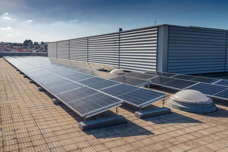 Instal·lació Fotovoltaica 100kW FUB